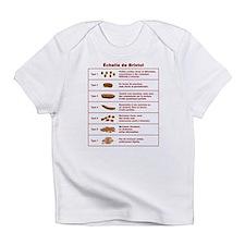 Échelle de Bristol Infant T-Shirt