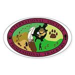 ISPT New Patch Sticker (Oval 10 pk)