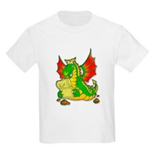 Funny Dragon pictures T-Shirt