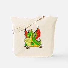 Unique Dragon pictures Tote Bag