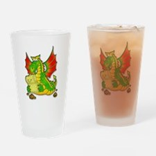 Unique Year dragon 2012 Drinking Glass