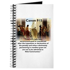 1983 CIC Canon 915 Journal