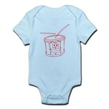 Cartoon Drum Infant Bodysuit