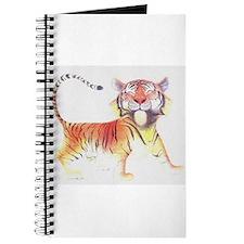 Cute Tiger Journal