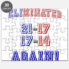 Eliminated Again! Puzzle