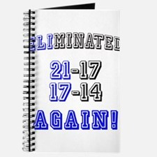 Eliminated Again! Journal