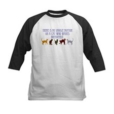 No Snooze Button for Kitties Tee