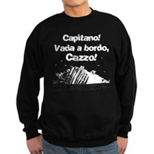Vada a bordo,cazzo! Jumper Sweater
