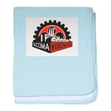 Cute Video production baby blanket