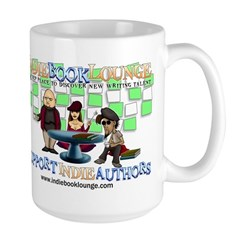 Indie Book Lounge Mug
