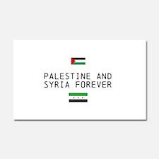 Unique Free palestine Car Magnet 20 x 12