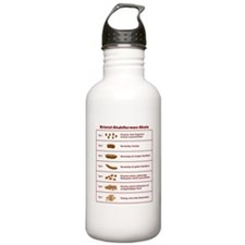 Bristol-Stuhlformen-Skala Water Bottle