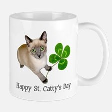 Happy St. Catty's Day Mug
