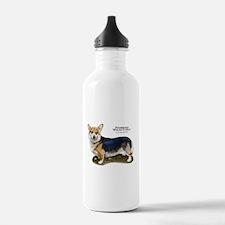 Pembroke Welsh Corgi Water Bottle