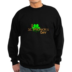 I Love St. Patrick's Day Sweatshirt