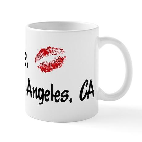 Kiss Me: Los Angeles Mug