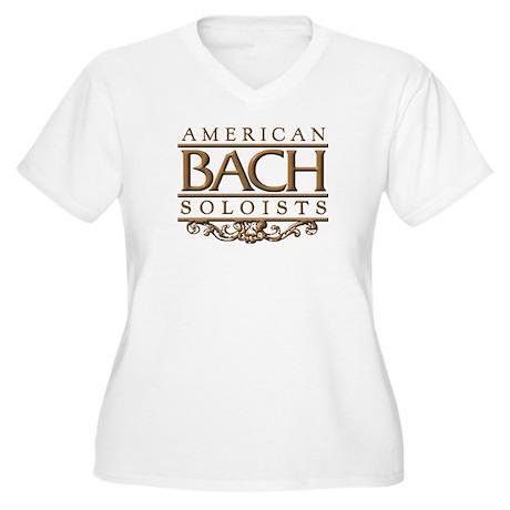 ABS Women's Plus Size V-Neck T-Shirt
