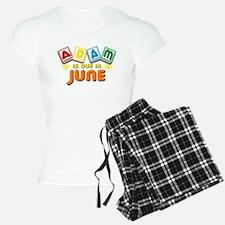 Adam is Due in June Pajamas