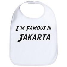 Famous in Jakarta Bib