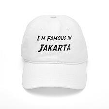 Famous in Jakarta Baseball Cap