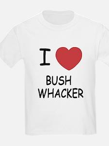 I heart bushwhacker T-Shirt