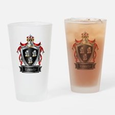 KENNEDY COAT OF ARMS Drinking Glass