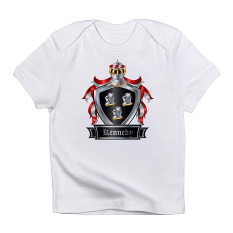 KENNEDY COAT OF ARMS Infant T-Shirt
