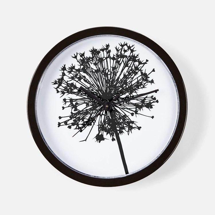 Cute Make wish Wall Clock