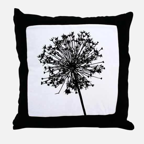 Funny Make a wish Throw Pillow