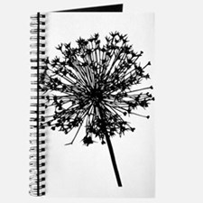 Unique Wishes dandelion Journal