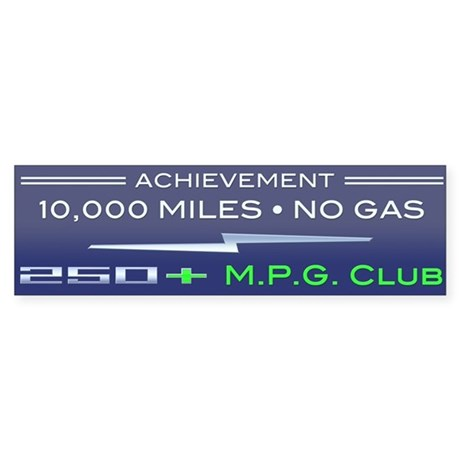 Chevy Volt 250+ MPG Club 10,000 miles