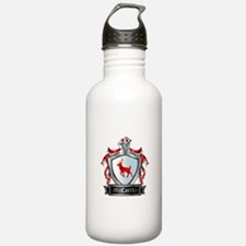 MCCARTHY COAT OF ARMS Water Bottle