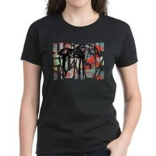 The Abstract Horse Tee