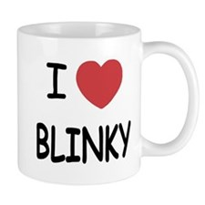 I heart blinky Mug