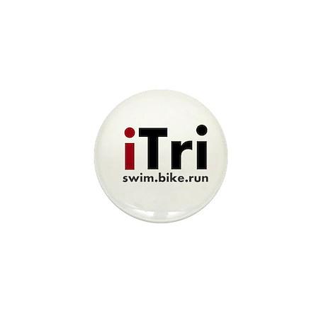 iTri Triathlon Merchandise Mini Button (100 pack)