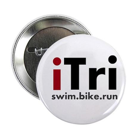 """iTri Triathlon Merchandise 2.25"""" Button (100 pack)"""