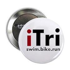 """iTri Triathlon Merchandise 2.25"""" Button (10 pack)"""