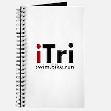 iTri Triathlon Merchandise Journal