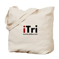 iTri Triathlon Merchandise Tote Bag