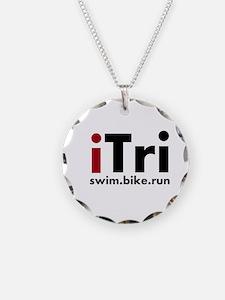 iTri Triathlon Merchandise Necklace