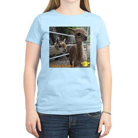 Vanila & Moka Women's Light T-Shirt