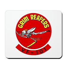Fighting 101 Grim Reapers Mousepad