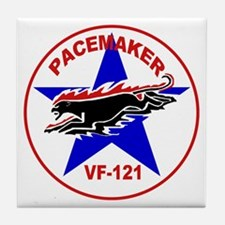 VF 121 Pacemaker Tile Coaster