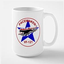 VF 121 Pacemaker Large Mug