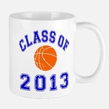 Class Of 2013 Basketball Mug