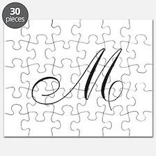 M Initial Puzzle