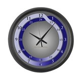 24 hour Giant Clocks