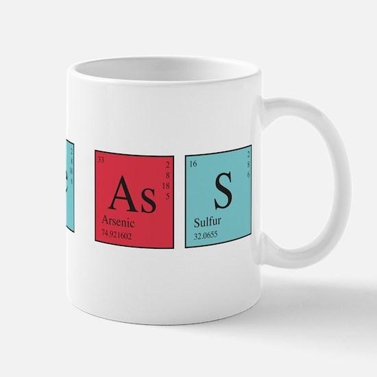 Periodic Wise Ass Mug