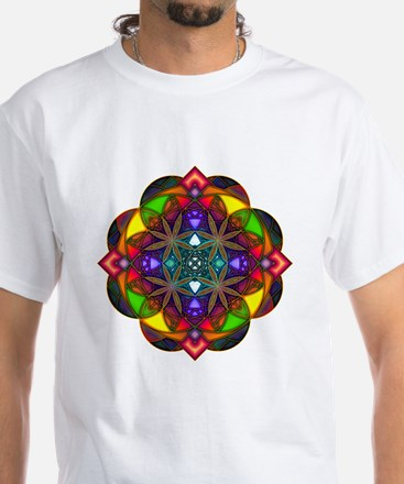 Cute Abstract colors Shirt