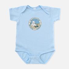 Cute Rescue westie Infant Bodysuit